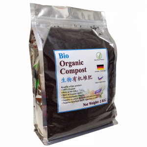 Bio-organic Compost - Foods for the Soil Image