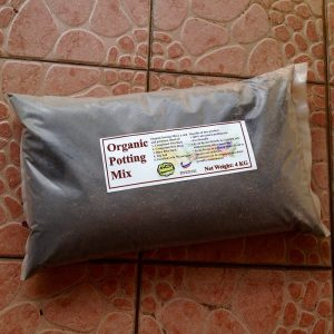 Organic Potting Mix Image