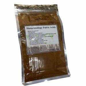 Biotechnology Fulvic Acids Image