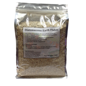 Diatomaceous Earth Flakes Image