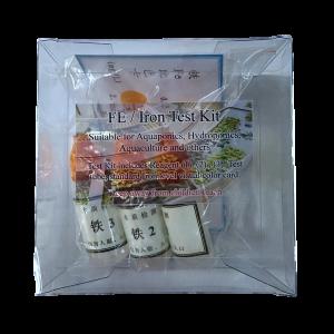 Iron / Fe Test Kit Image